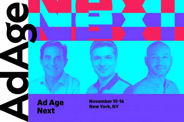 Check Out Who's Speaking at Ad Age Next