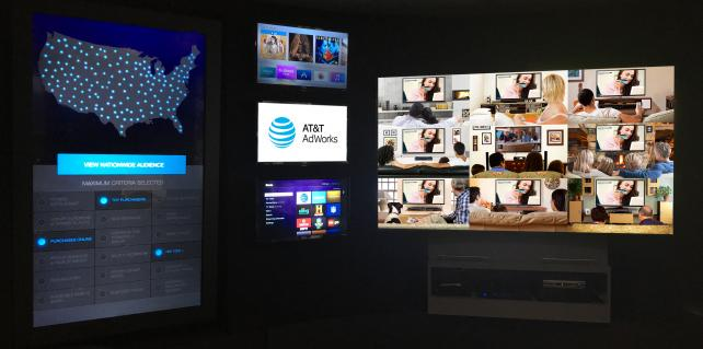 AT&T will show marketers and agencies results of some addressable campaigns over the last four years.