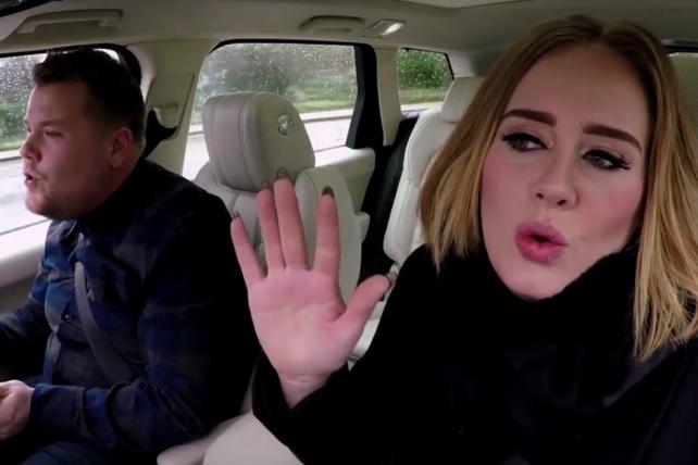 Apple Buys CBS's 'Carpool Karaoke' Spin-Off Show