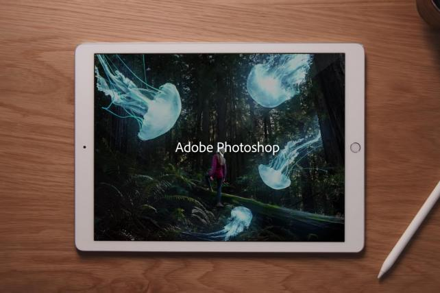 Adobe Photoshop is coming to Apple's iPad in mobile-app push