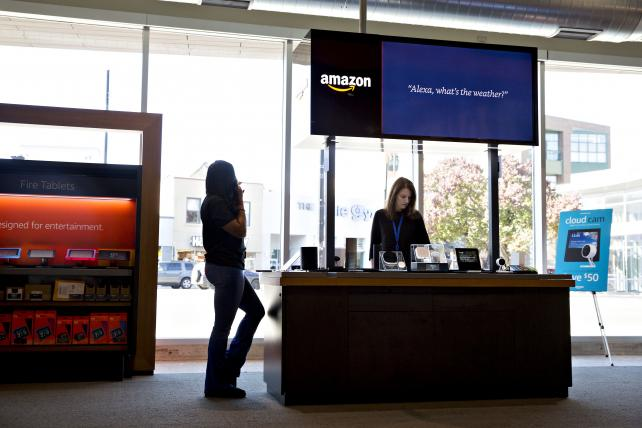Amazon is closing 87 U.S. pop-up electronics stores next month