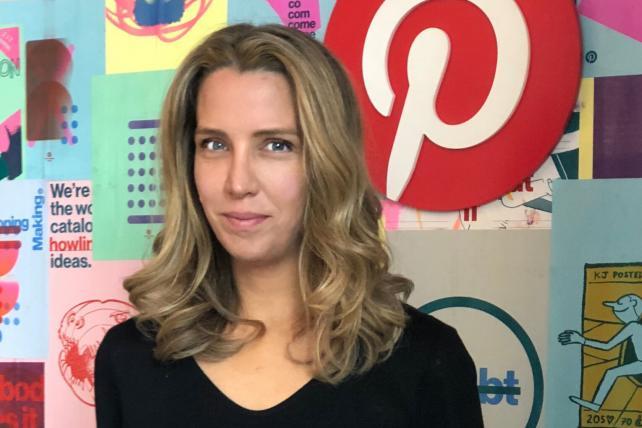 Pinterest poaches Athleta's Andréa Mallard as its first CMO
