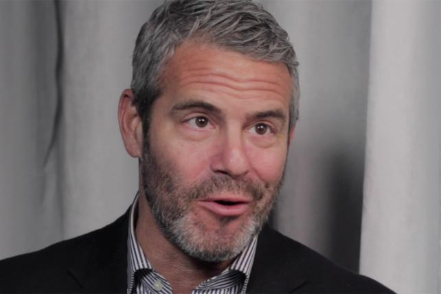 Bravo's Andy Cohen on Authentic Brand Integrations, Like Amazon Echo the Bartender