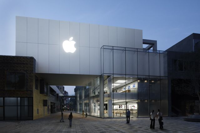 Apple Steps Up Marketing in Asia