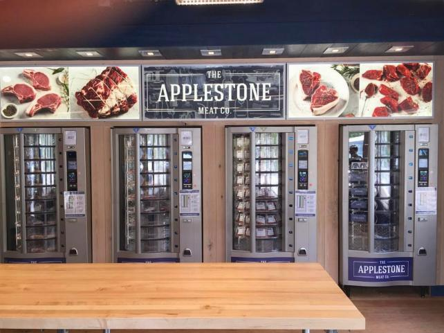 Your next bone-in ribeye could be delivered by a vending machine