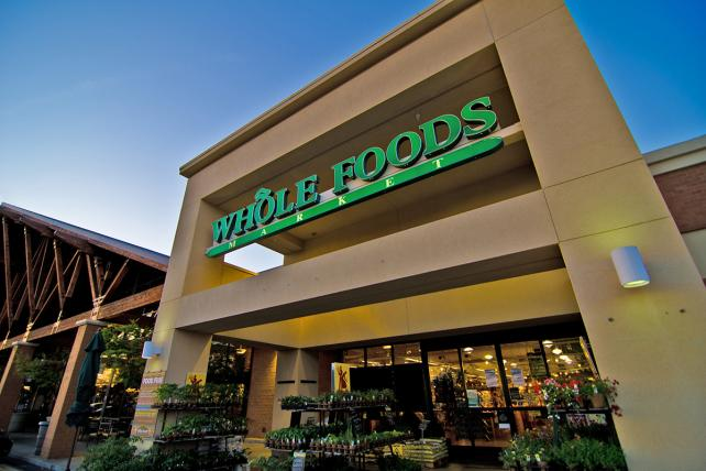 A Whole Foods Market store in Sacramento, Calif.