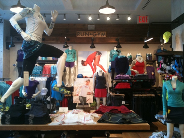 Gap's Up-and-Coming Athleta Brand Looks to Keep Growing