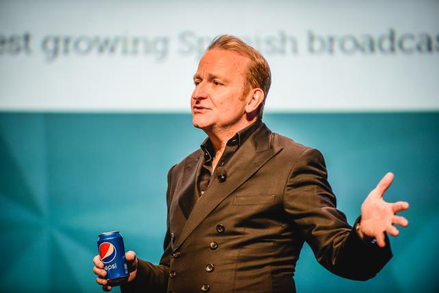 PepsiCo's Brad Jakeman: Adland Lacks Diversity