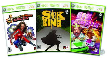 2007 Creativity Award Winner: Burger King Xbox King Games