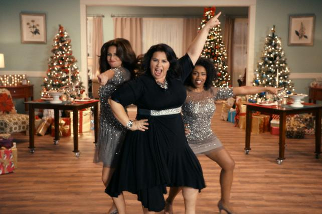 Big Lots brings back its singing trio for holiday campaign.