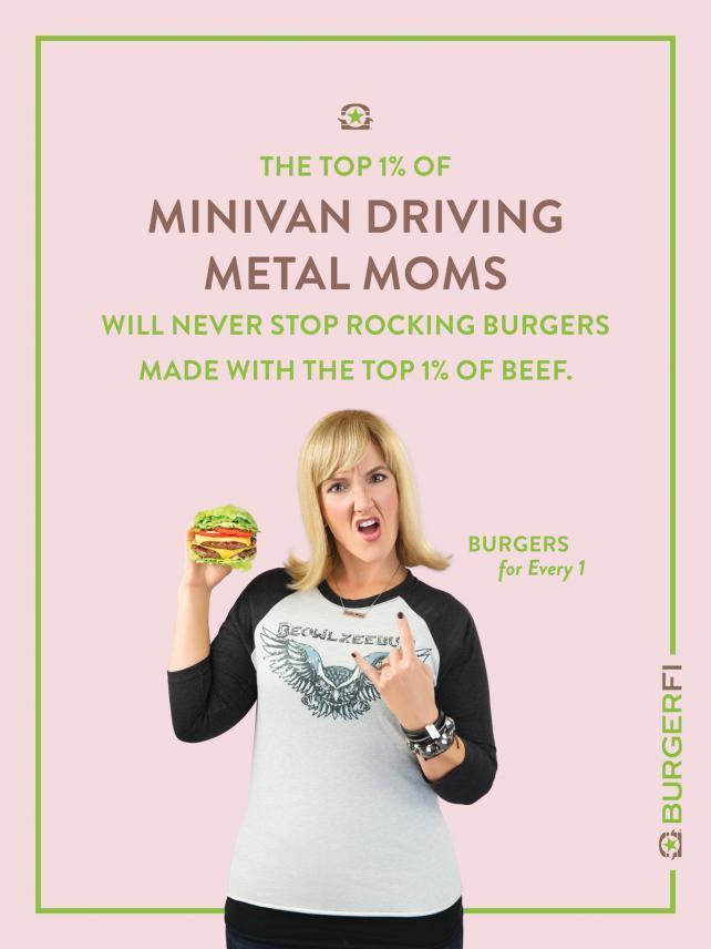 BurgerFi campaign