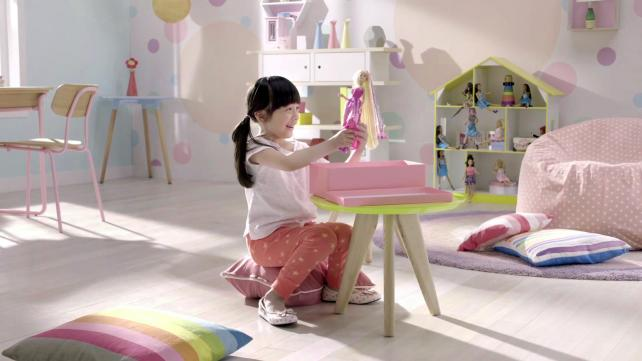 A pan-Asia video by BBDO Hong Kong countered stereotypes about play being a waste of time.