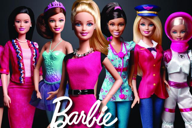 Mattel Pushes Barbie as Model of Empowerment for Young Girls