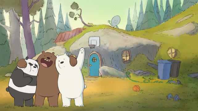 'We Bare Bears,' one of Cartoon's new series for next season
