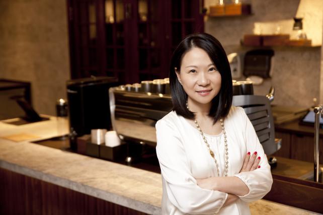 Belinda Wong, CEO, Starbucks China