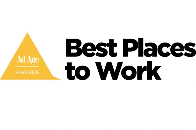 Ad Age Continues Search to Uncover the 2015 Best Places to Work
