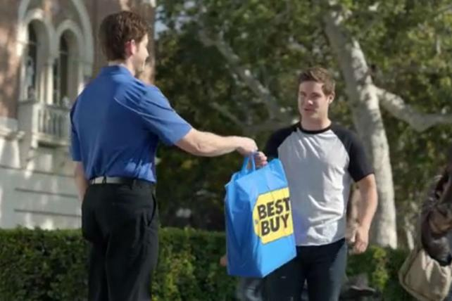 Best Buy taps Adam Devine