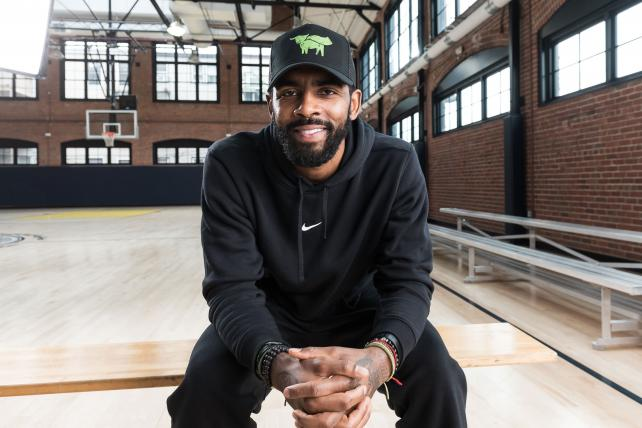 Beyond Meat campaign stars investor and NBA star Kyrie Irving