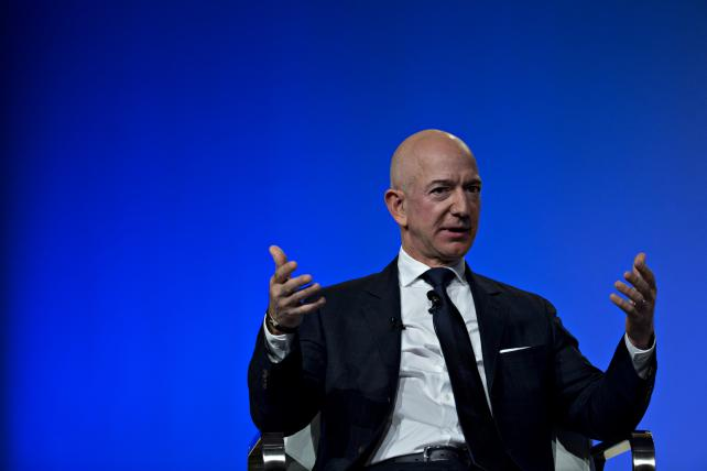 Jeff Bezos makes a bold move, and a Super Bowl ad's casting process gets criticism: Friday Wake-Up Call