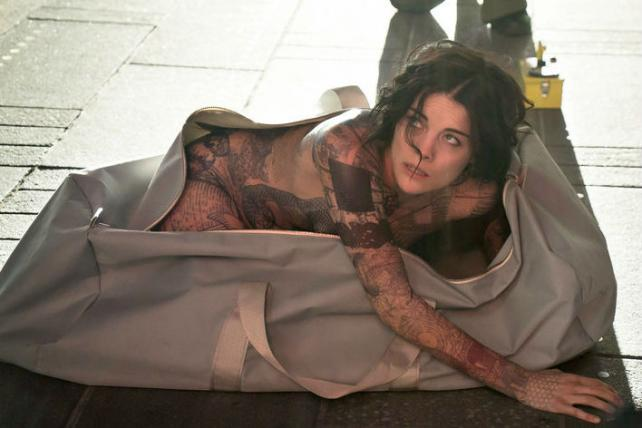 Greg Berlanti's mystery 'Blindspot,' one of relatively few new series on NBC's fall schedule.