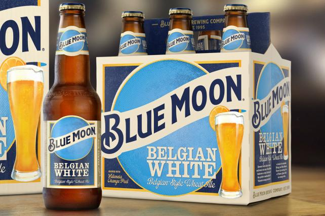 DDB wins Blue Moon, again expanding its business with MillerCoors