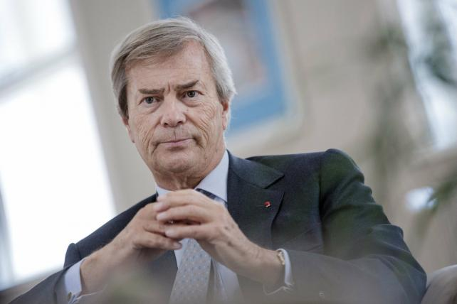 Former Havas Chairman Bollore charged in French bribery investigation