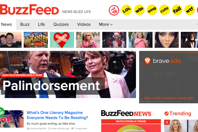 NBC Universal Nearing Another $200M Investment in BuzzFeed