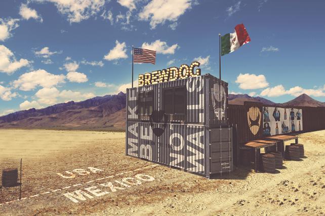 BrewDog bar