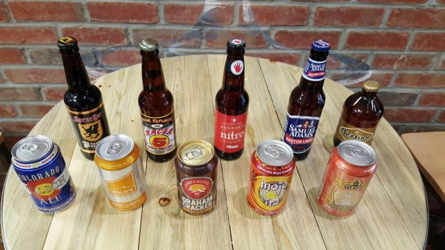 Brewers Association Care Package to Peyton Manning