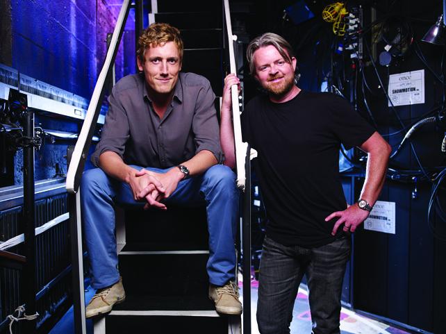 Brian Carmody and Patrick Milling Smith