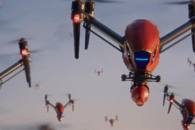 Budweiser's World Cup campaign is full of drones and high-tech beer cups