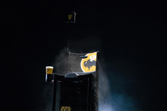 Buffalo Wild Wings 'roars' into March Madness with Martin Agency