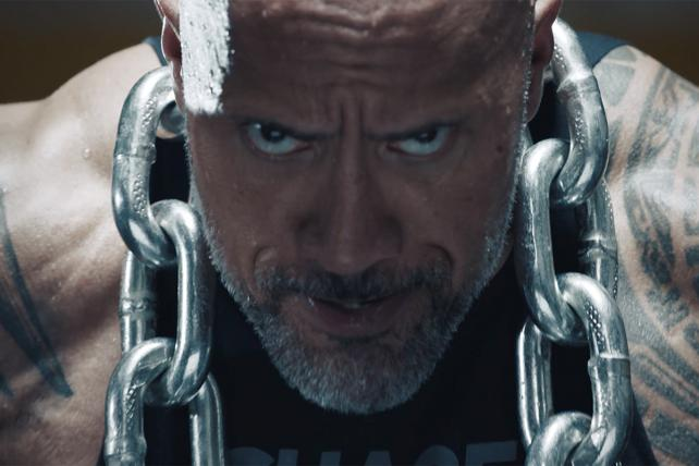 Dwayne Johnson's new ad agency debuts its first campaign (and yes, he's in it)