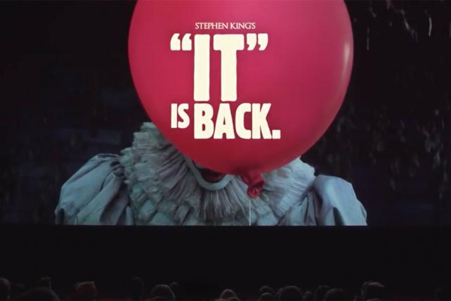 Burger King Rides the 'It' Wave and Advises, 'Never Trust a Clown'
