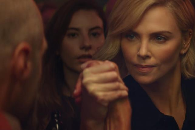 Watch Budweiser's Oscars ad starring Charlize Theron