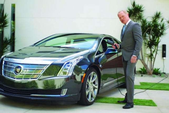 Cadillac CMO Takes on Rivals, Offers No Apologies for Controversial 'Poolside' Spot