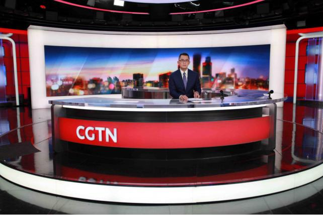 China's State Broadcaster Rebranded, But the Essentials Stayed the Same
