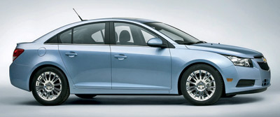 How Chevy Cruze Came to Be GM's Hottest-Selling Car Brand