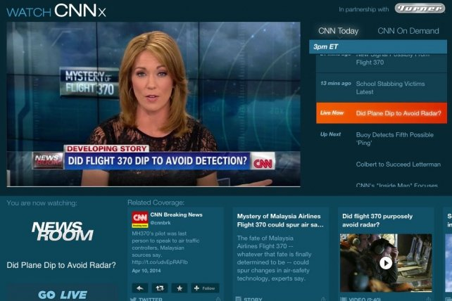 Video: CNN Gets Personal With CNNx