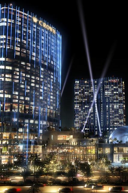 City of Dreams Opens in Macau Despite Gaming-Revenue Decline