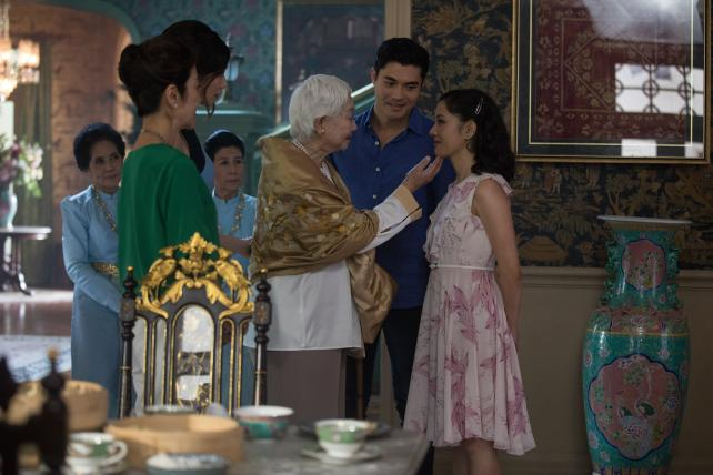 'Crazy Rich Asians' has pretty much already recouped its TV budget