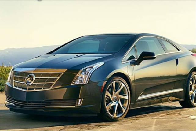 The Cadillac ELR and the Escalade SUV will not be part of new naming convention.