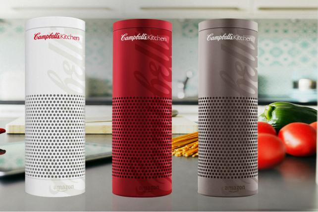 Campbell's Kitchen Amazon Echo