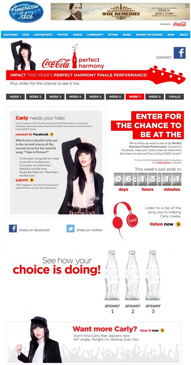 For iDine Social Content - Magazine cover