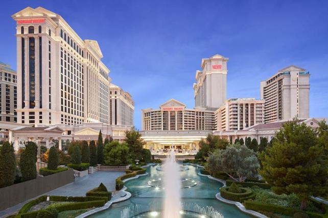 National Football League selects Caesars Entertainment as first-ever casino sponsor