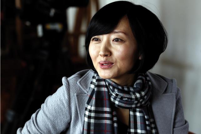 Creativity 50 2015: Chai Jing