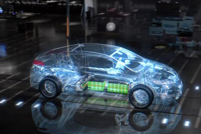 Chevrolet: The 2016 Volt- The Car of Tomorrow in Disney's Tomorrowland