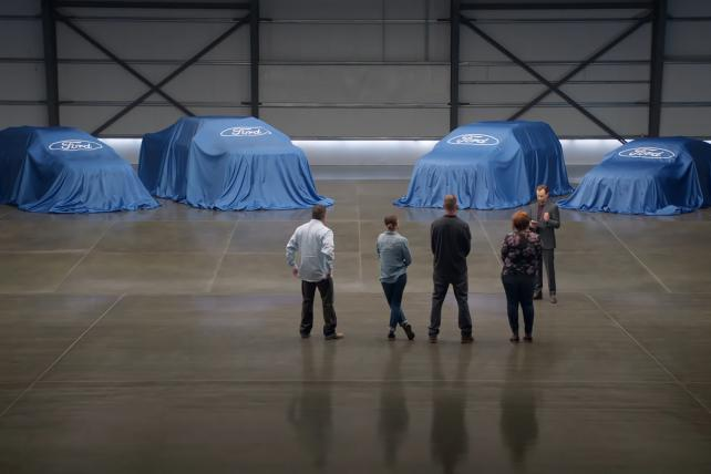 GM pulls disputed 'Real People, Not Actors' TV ad