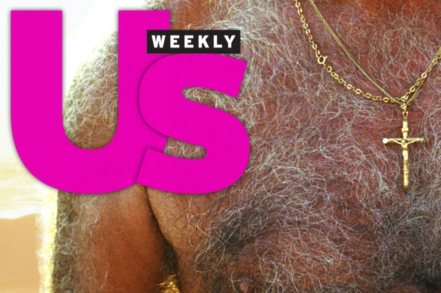 Here's How This Hairy US Weekly Cover Landed in Chobani's Super Bowl Ad