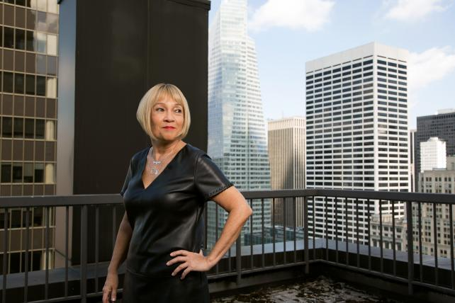 Cindy Gallop Doesn't Care What You Think